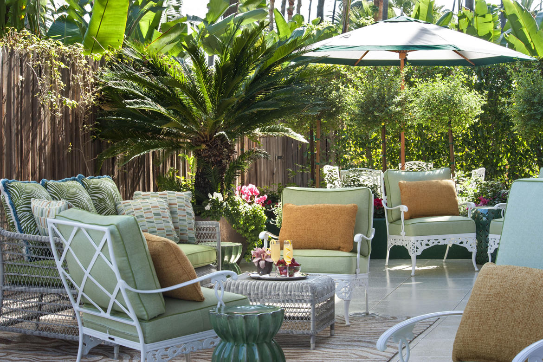 Beverly Hills Hotel Room Service Menu