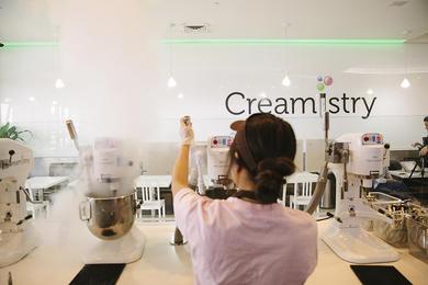Creamistry Ice Cream Beverly Hills Love Beverly Hills