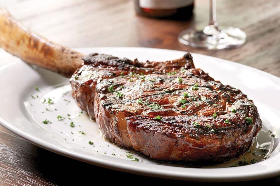 Image result for Mastro's Steakhouse steak california