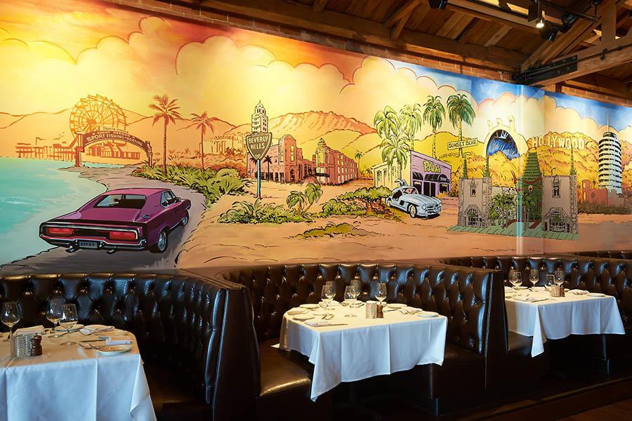 Best Restaurants in Beverly Hills for Celebrity Sightings