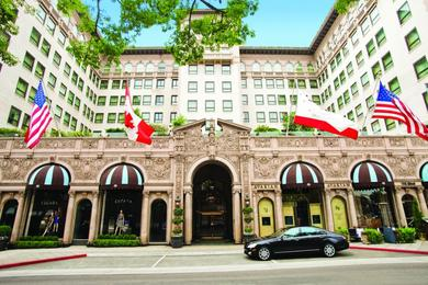 Beverly wilshire hotel hotels love beverly hills for Most luxurious hotel in los angeles