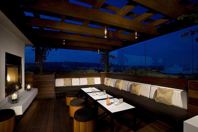 Above Sixty Beverly Hills Restaurant