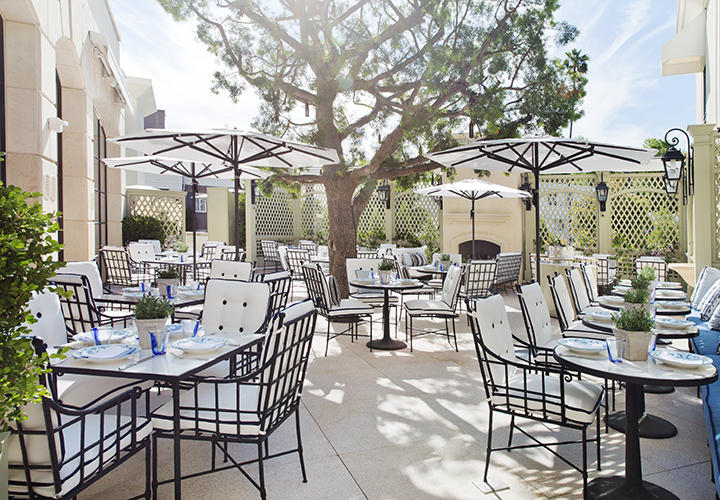 Restaurants In Beverly Hills Hotels
